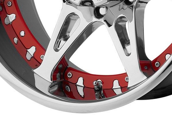 moto metal mo961 chrome wheels spoke