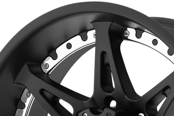 moto metal mo961 satin black wheels lip