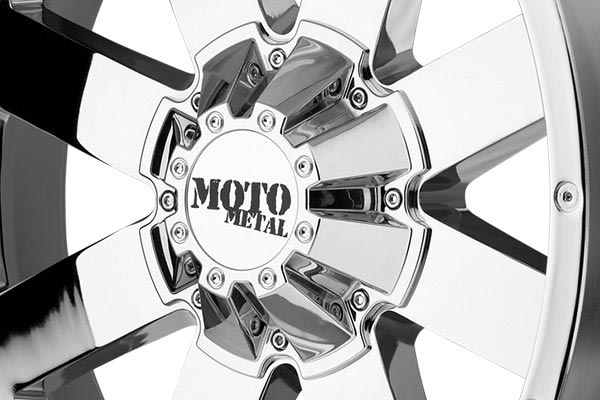 moto metal mo962 chrome wheels center cap