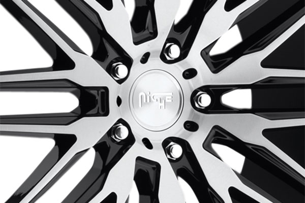 niche anzio wheels center