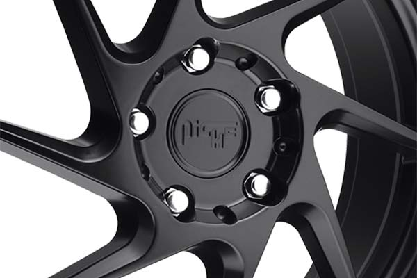niche kumo wheels center