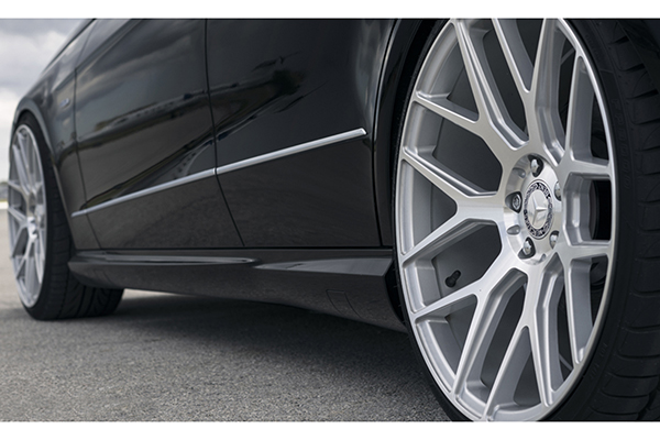 niche intake wheels e class detail