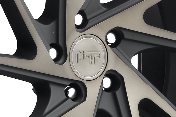 niche invert wheels center cap