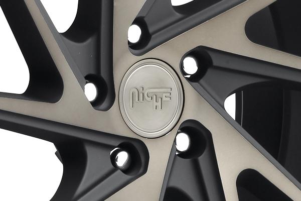 niche invert wheels center cap