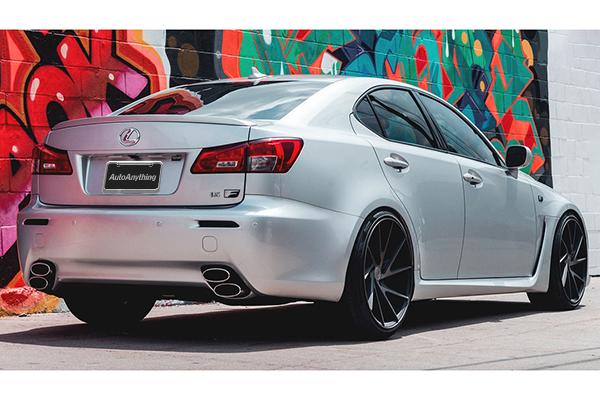 niche invert wheels lexus isf lifestyle