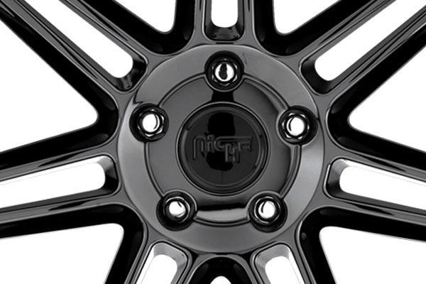 niche lucerne wheels center