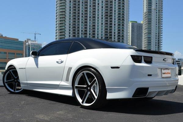 niche milan wheels camaro lifestyle