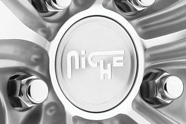 niche ritz wheels center cap