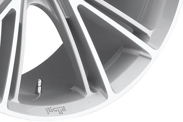 niche ritz wheels spoke