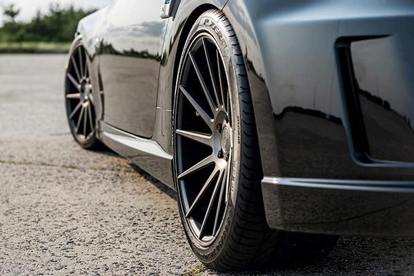 niche surge wheels 370z concave