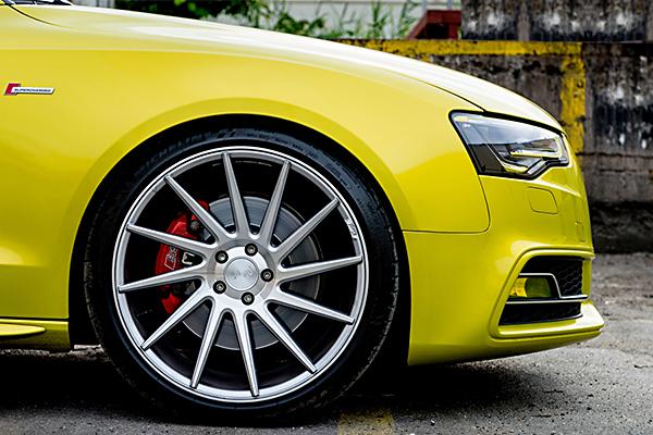niche surge wheels S5 detail