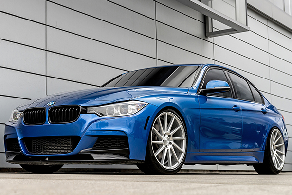 niche surge wheels bmw 3 series lifestyle