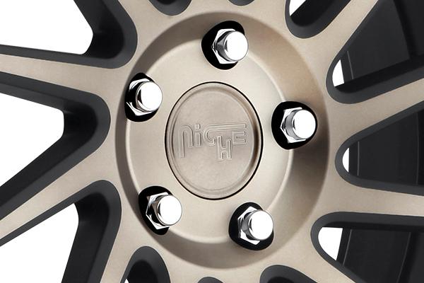 niche surge wheels center cap