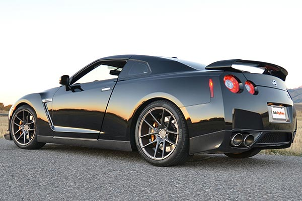 niche targa wheels black gtr lifestyle