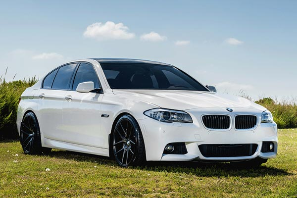 niche targa wheels bmw 5 series lifestyle