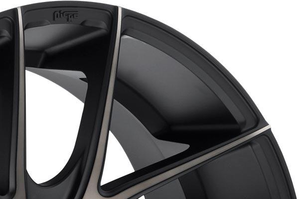 niche targa wheels lip