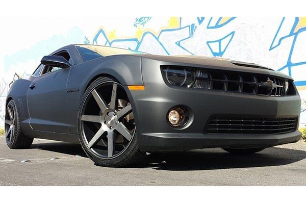 niche verona wheels camaro lifestyle