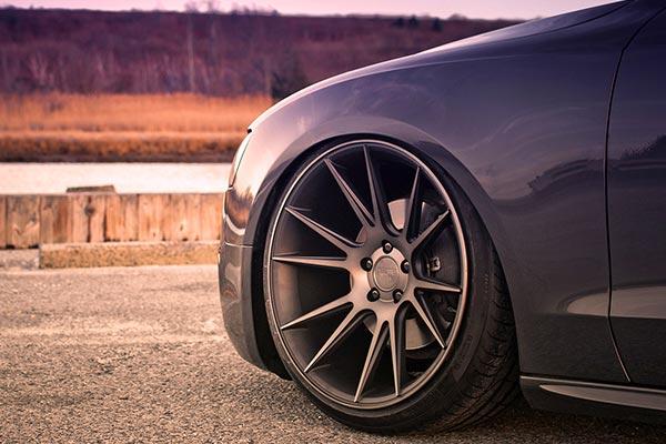 niche vicenza wheels audi a5 detail
