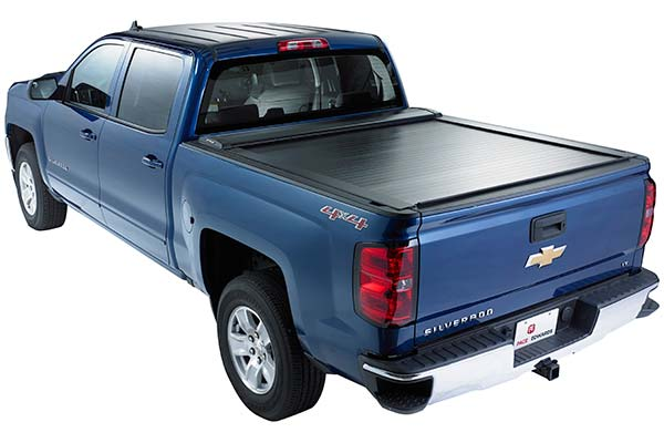 pace edwards switchblade metal retractable tonneau cover chevy angle