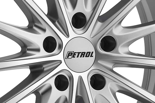 petrol p3a wheels center