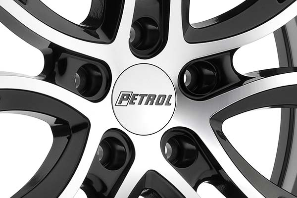 petrol p5a wheels center