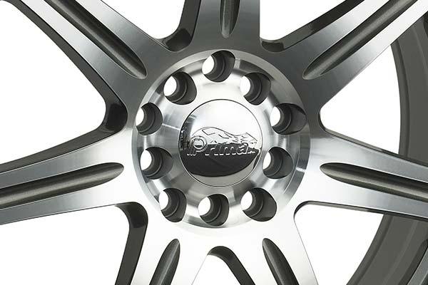 primax 533 wheel center