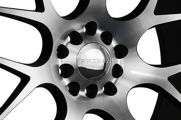 primax 770 wheel center