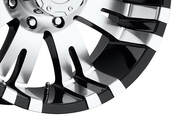 pro comp 8101 series alloy wheels closeup related3