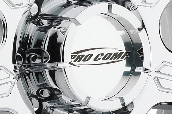 pro comp district 6051 series alloy wheels center cap