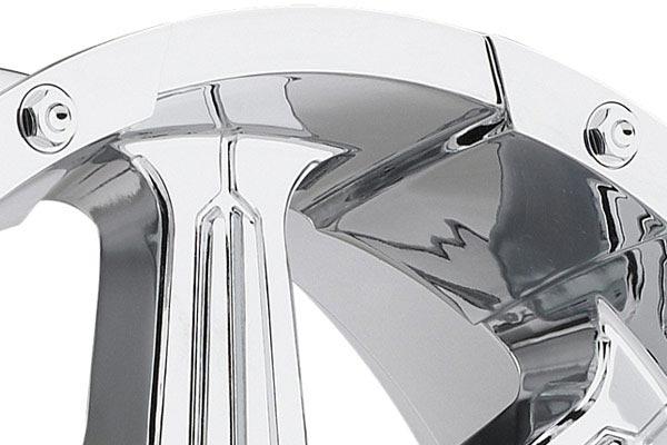 pro comp district 6051 series alloy wheels lip