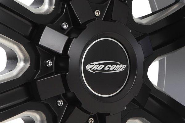 pro comp phantom 5182 series alloy wheels center cap