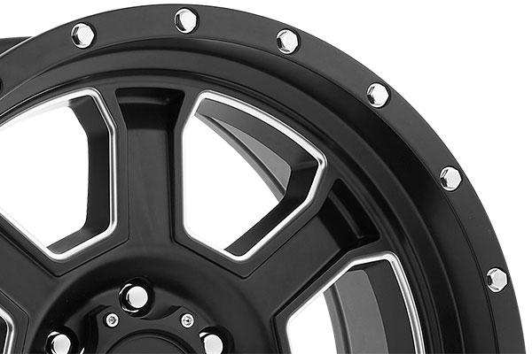 pro comp series 43 sledge alloy wheels lip