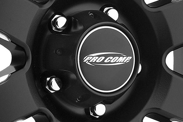 pro comp vapor pro 84 series alloy wheels center cap