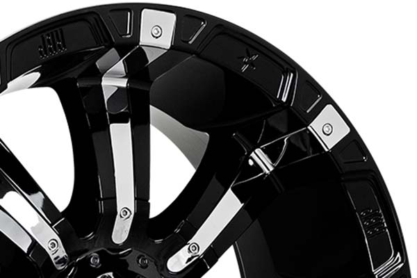 rbp 94r black chrome wheels lip