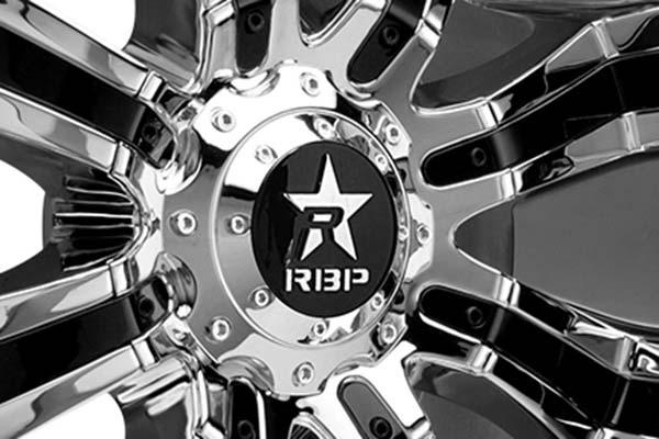rbp 94r chrome black wheels center