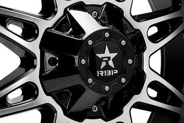 rbp ak 8 wheels center cap