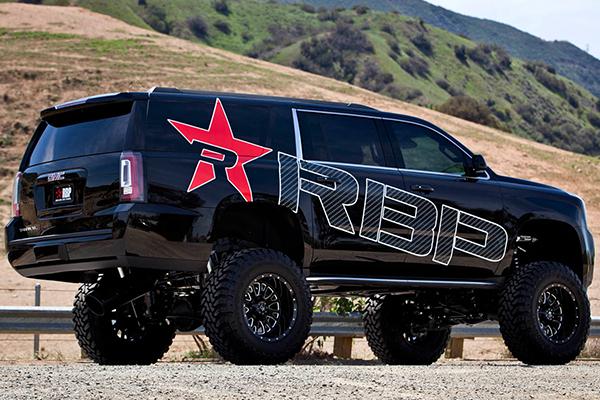 rbp 89r assassin glossy black machined wheels yukon lifestyle
