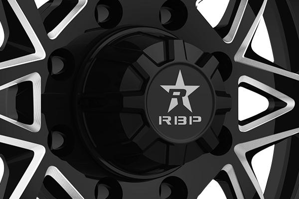 rbp assault wheels center cap