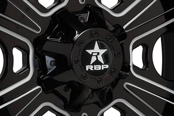 rbp revolver 6 wheels center cap
