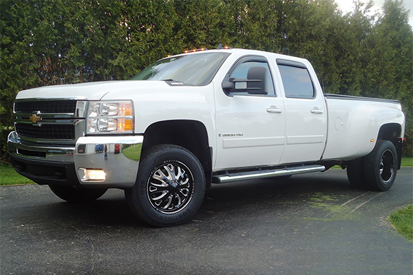 rekon hd d58 dually wheels sierra lifestyle