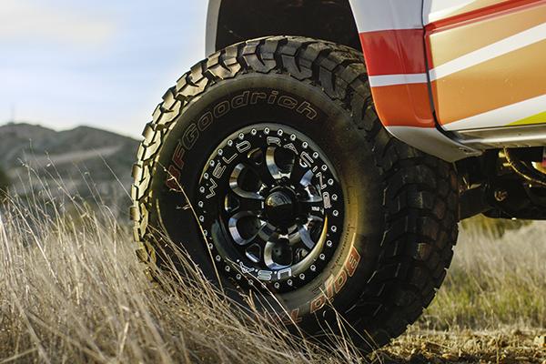 rekon xt b58 beadlock wheels f150 raptor detail