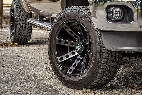 remington buckshot wheels lifestyle