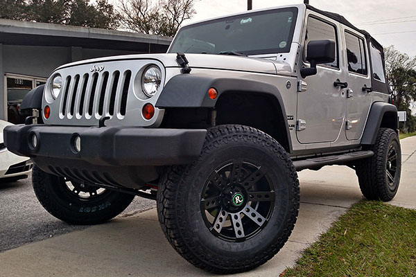 remington buckshot wheels lifestyle jeep