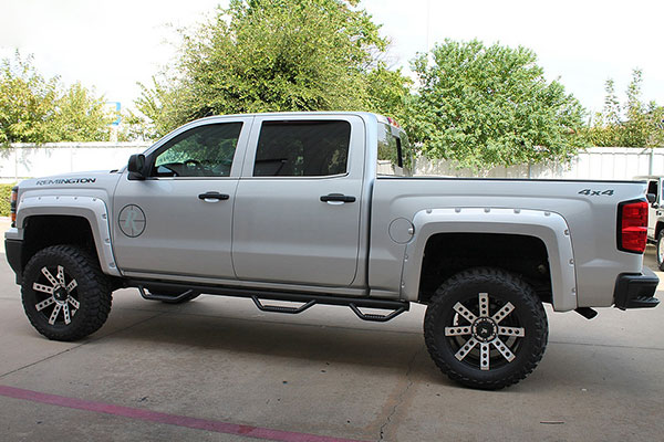 remington buckshot wheels lifestyle silverado