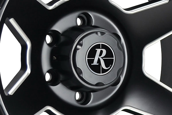 remington patriot wheels center