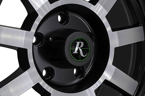 remington target wheels center