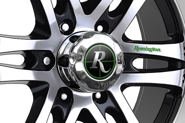 remington trophy wheels center