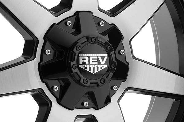 rev ko offroad 875 wheels center