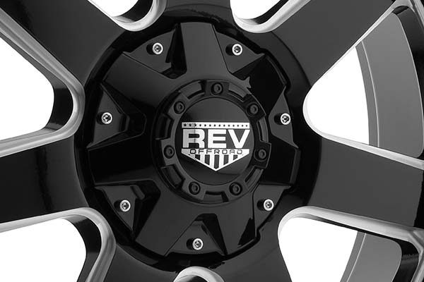 rev ko offroad 885 wheels center