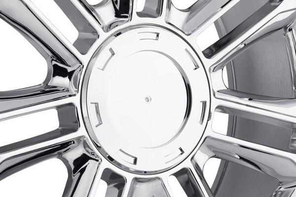 rev 585 wheels center cap